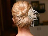 Wedding Inspiration / These are some of the many up-dos my stylists can create for you and your attendees on your big day!