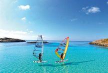 ENJOY Active days / Windsurf, diving, snorkelling, Katamaran sailing, surfing. paddle surfing, running, nordic walking, hiking, horse riding, ioga, swimming, tennis, cycling...