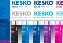 Kesko's visual identity / Kesko's visual identity was renewed in 2011. The partner in this project was Bond Agency.