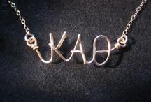Kappa Alpha Theta / by Kiersten Peterson