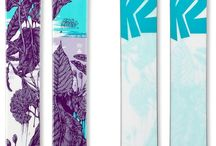 skiing / around winter sports