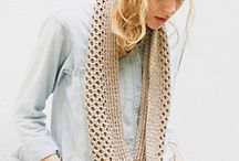 Knitting patterns / Snood