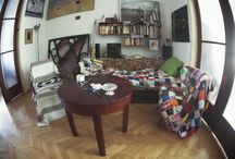 Prague flat / Our life in apartment