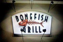 Bonefish Grill Recipe's
