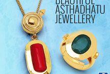 Asthadhatu Jewellery / Asthadhatu jewellery collection in exquisite design