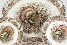 antique china patterns