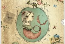 Santoro Mirabelle Designs