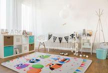 Dziecięce dywany