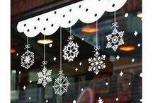 ablak dekoráció