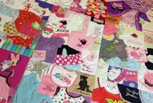 Baby clothes quilts / Ideas