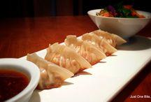 Shrimp & Pork Potstickers - Dim Sum Anyone? / Recipe for Shrimp  Pork Potstickers