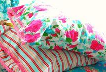 renkli yastıklar