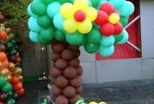 Decoração com Balões!