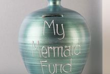 Trend Watch: Mermaids / Get some vitamin-sea with our mer-mazing new range of personalised and unique mermaid gifts!