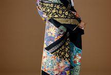 Kimono (and similar clothes)