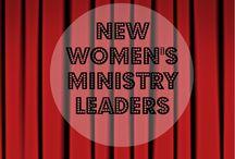 women's ministries / by Robin Beckermeyer Biggs