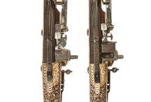 broń palna XVI/XVII