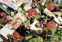 Recetas de ensaladas / Recetas de cocina para cocinar todo tipo de ensaladas | Salad recipes