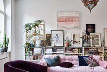 Diseño de sala de estar