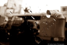 Rain and Rain Drops