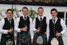Real Men Wear Kilts / I'm of Scottish origin and just happen to love a handsome man wearing a kilt.