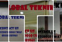 tukang servis rolling door folding gate 081280350050 panggilan jakarta