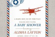Baby Shower (Boy) / by Kathryn Foulch