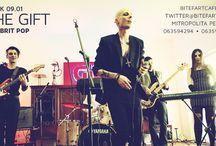 The Gift band 80's Brit POP / Petak 09/01 23h NOVI BITEFARTCAFE The Gift band 80's Brit POP  Morrissey, Pulp, Radiohead, Joy Division, Bowie, Depeche Mode, Placebo, Blur, Soft Cell, Pet Shop Boys, Nick Cave, The Cure itd  063594294 & 063594054