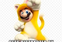 Super Mario 3D World                                                                    Cat Meme Hub / The cat transformation in Super Mario 3D World is adorable. Cat memes are adorable. It was only a matter of time before these two worlds collided into an explosion of adorableness. This board brings you all the best Super Mario 3D World cat images the Internet has to offer. Enjoy!