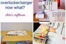 Serger info and ideas