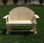kursi palet / kursi bahan kayu pinus bekas palet