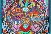 art huichol