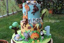 Le Dükkan Cakes