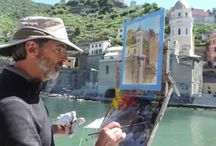 Plein Air Painting Documentary