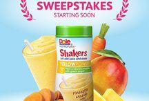 Shake.Believe. / by Dole Packaged Foods