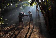 Nicaragua boxing school / Oswaldo Rivas