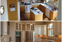 Kitchens / by Tiffany Forman