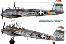 hungarian planes XX