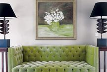Living Room Fantasies / by Windy Mayes Sibbersen