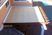 Pergola Patio cover