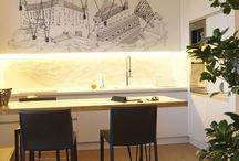 Kuchyne/jedalne/stolovanie