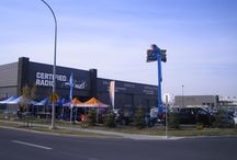 OUR STORES / Here are some pictures of our 2 locations here in Edmonton.
