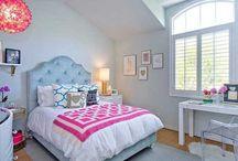 Teenage Room / Teenage room design and decor ideas