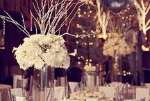 Winter Wedding Decor / These fabulous and fun ideas make winter the perfect season for your wedding! / by Heritage Hotels & Resorts
