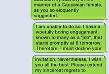 Funny texts and awesome posts