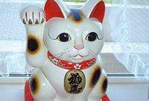 MANEKI NEKO / Japan cats