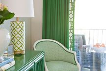 GREEN LIVING INSPIRATION / Colour Inspiration for the outdoors