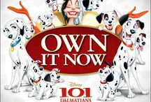 101 Dalmatians / The Disney Classic now available for the first time on Blu-ray™, Digital HD & Disney Movies Anyhwere