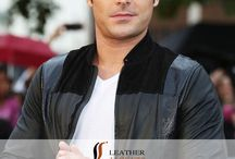 We Are Friends Premiere Zac Efron Black Leather Jacket / LeathersJackets.com is offering We Are Friends Premiere Zac Efron Black Leather Jacket on sale with free shipping.