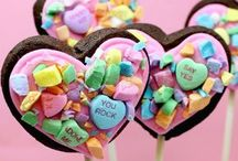 Valentine's Sweets & Treats / Sweets for your sweetheart!